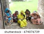 varanasi   india 20 september...   Shutterstock . vector #674076739