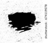 grunge background. vector... | Shutterstock . vector #674119078