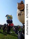 Small photo of Saga International Balloon Fiesta /Saga International Balloon Festival - November 2016,Saga, Japan