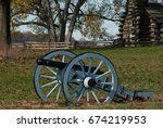 Revolutionary War Era Cannon...