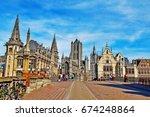 Ghent  Gent   Belgium   May 06...