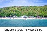 thailand travel | Shutterstock . vector #674291680