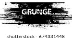 grunge banners  insignias... | Shutterstock .eps vector #674331448