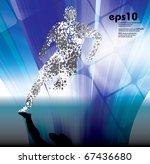 sport vector illustration | Shutterstock .eps vector #67436680