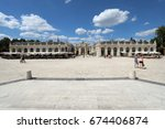 the northern side of place... | Shutterstock . vector #674406874