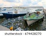 himmafushi  maldives   23.05... | Shutterstock . vector #674428270