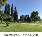 kentpark  sakarya  turkey. jul...   Shutterstock . vector #674437798
