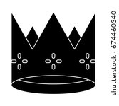 crown icon | Shutterstock .eps vector #674460340