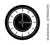 clock icon | Shutterstock .eps vector #674461654