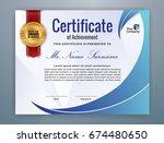 multipurpose modern... | Shutterstock .eps vector #674480650
