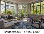 abandoned building   urban... | Shutterstock . vector #674531200