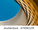 basel   switzerland   june 16 ... | Shutterstock . vector #674581159
