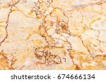 colorful marble texture... | Shutterstock . vector #674666134