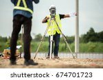 Survey Engineer In Construction ...