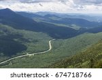 View From Cannon Mountain In...