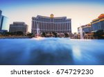 las vegas nevada usa. 05 28 17  ... | Shutterstock . vector #674729230