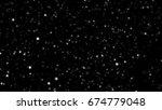 star illustration on dark... | Shutterstock . vector #674779048