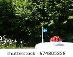 Swedish Fresh Strawberries And...