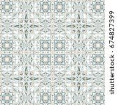 colorful pattern for textile ... | Shutterstock . vector #674827399