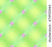 seamless vector crosshatch... | Shutterstock .eps vector #674933464