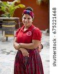 las terrenas  dominican...   Shutterstock . vector #675221668