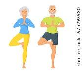 vector cartoon style... | Shutterstock .eps vector #675298930