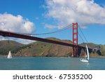 San Francisco  Usa  Golden Gat...