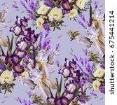 Floral Seamless Pattern.garden...