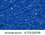 plowing texture and background... | Shutterstock . vector #675528598