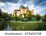 Medieval Castle Bojnice Over...