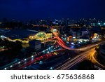 bangkok  thailand   july 7 ... | Shutterstock . vector #675636868