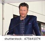 los angeles  ca   february 10 ... | Shutterstock . vector #675641074