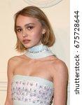 New York Mar 31  Actress Lily...