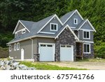 Brand New Family House With...