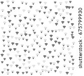 wi fi icons vector pattern.... | Shutterstock .eps vector #675799930