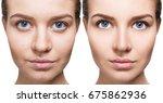 Comparison Close Up Portrait O...