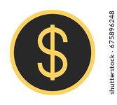 dollar  icon  vector...   Shutterstock .eps vector #675896248
