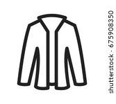 jacket | Shutterstock .eps vector #675908350