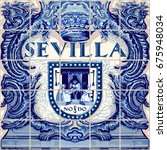 seville spanish ceramic tiles...