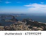rio   brazil | Shutterstock . vector #675995299