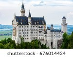 Neuschwanstein Castle Home Of...