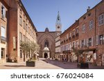 14 april 2015  perpignan ... | Shutterstock . vector #676024084