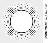 halftone vector illustration   Shutterstock .eps vector #676163710
