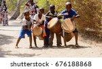 kaschouane  senegal   apr 29 ... | Shutterstock . vector #676188868