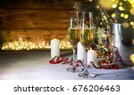Christmas Rustic Background...