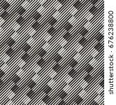 vector seamless geometric... | Shutterstock .eps vector #676238800