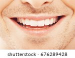 detailed image of young man... | Shutterstock . vector #676289428