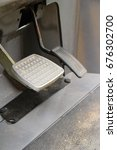 Small photo of Brake and accelerator pedal for cars