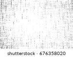 monochrome fabric grunge... | Shutterstock .eps vector #676358020