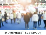 abstract background blurred... | Shutterstock . vector #676439704